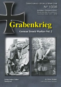 Grabenkrieg German Trench Warfare Vol. 2 by Tankograd