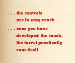 Gunner Touch Controls