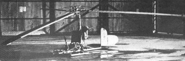 Focke-Achgelis Fa 330 Bachstelze (Wagtail) Submarine Rotor-Kite