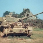 Panzer IV Color Photo