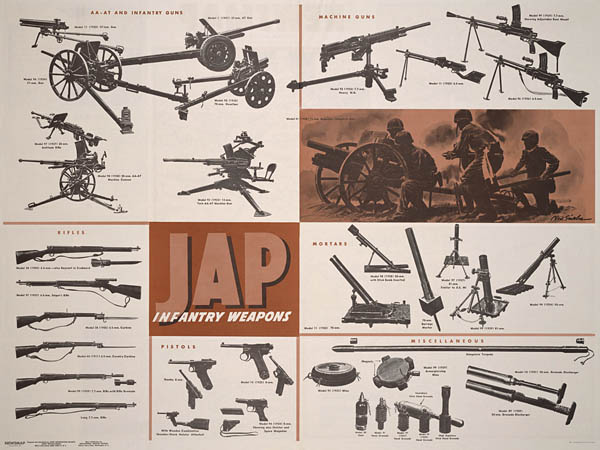 Japanese Infantry Weapons of World War 2