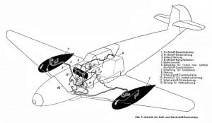 Me 109 Betriebsstoff-Zusatzanlage Bf 109 Drop Tanks