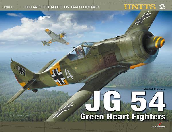 JG-54 Green Heart Fighters