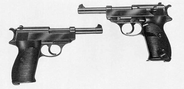 P38 Walther Pistole M1938