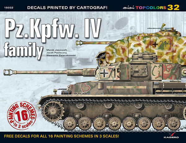 The Pzkpfw IV Family