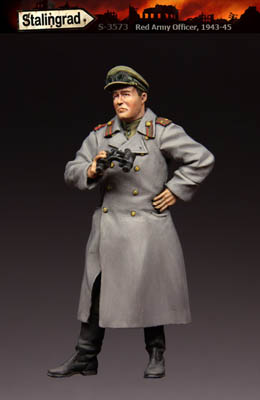 Red Army Officer 3573