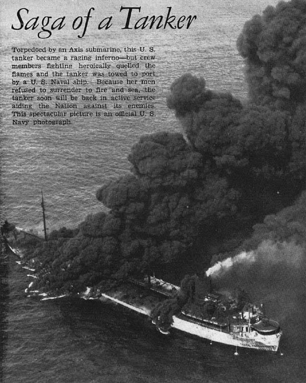 Saga of a Tanker