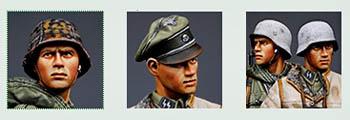 Alpine Waffen SS Figures January 2013