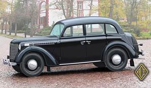 1938 Olympia Car