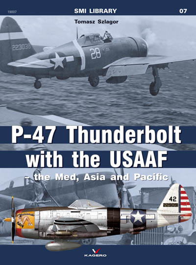 P-47 Thunderbolt with the USAAF