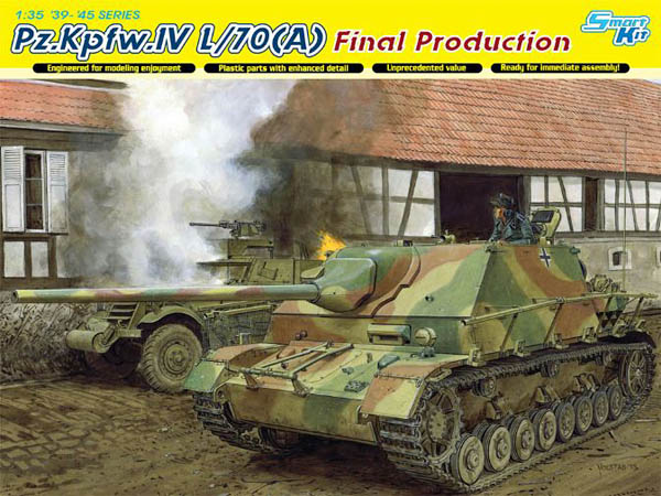 #6784 1/35 Pz.Kpfw.IV L/70(A) Final Production