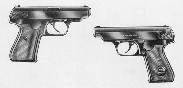 Sauer Pistol M1938