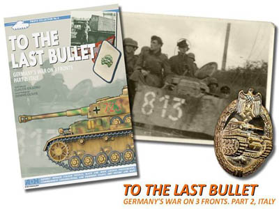 To The Last Bullet: Germany's War On 3 Fronts. Part 2, Italy