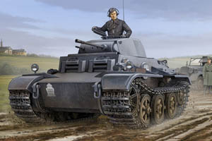 German PzKpfw. II Ausf. J (VK16.01)