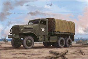 WW2 Allied Truck
