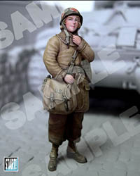 WW2 U.S. Field Nurse