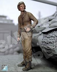 WW2 U.S. Tank Crew