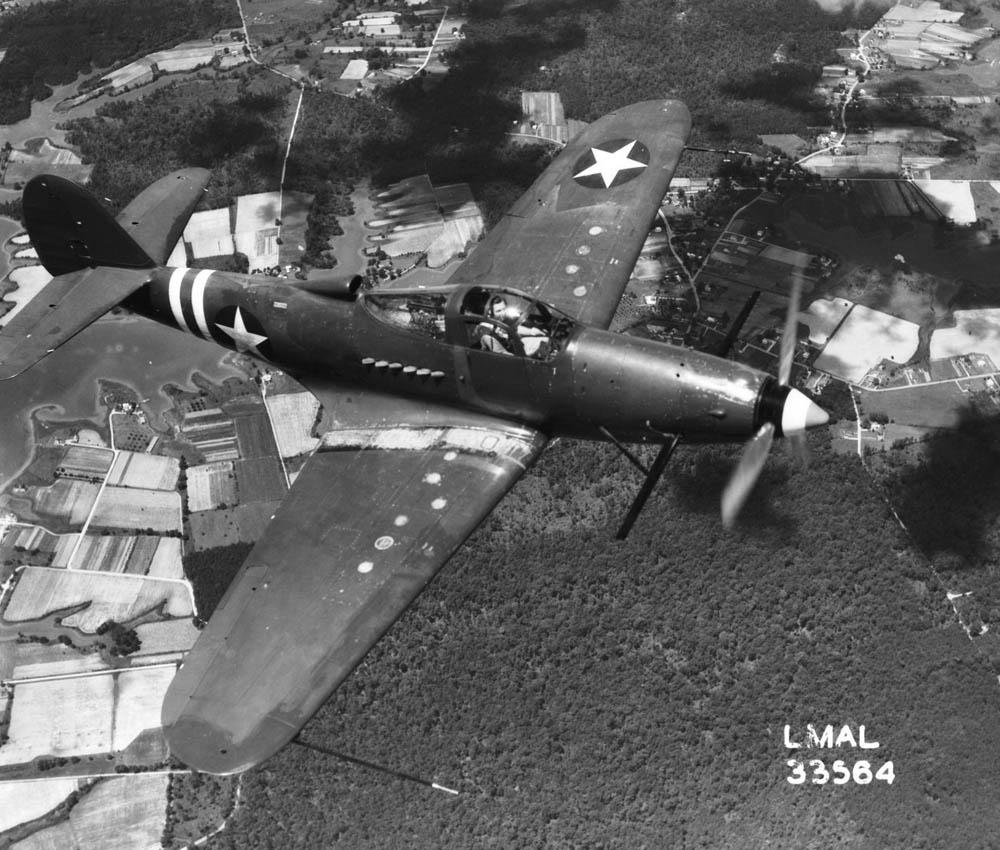 Bell XP-39 Airacobra