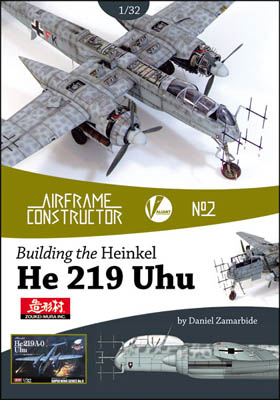 He 219 Uhu Airframe Constructor