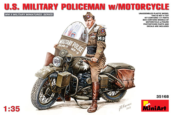 miniart-us-military-policeman-with-motorcycle-35168