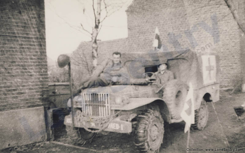 Dodge Wc 3 4 Ton 4x4 G502 Truck Of The 102nd Infantry