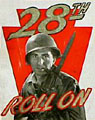 [ 28th Infantry Division WW2 Unit History]