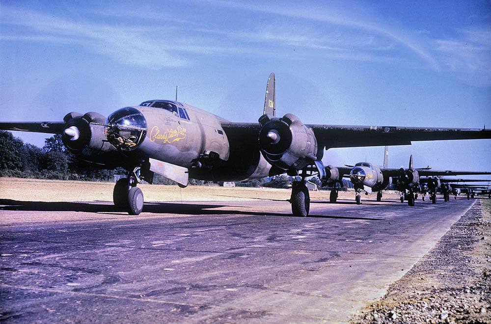 "B-26 ""Clark's Little Pill"" 