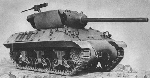 M36 Gun Motor Carriage - Tank Destroyer