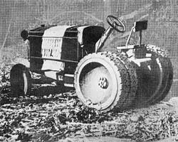 Kato General Purpose Tractor