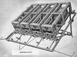 28/32 cm schweres Wurfgerät 40 and 41: Transportable Rocket Projectors
