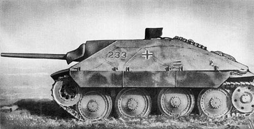 Pz. Jäg. 38 für 7.5 cm Pak 39 (L/48): Self-Propelled Antitank Gun