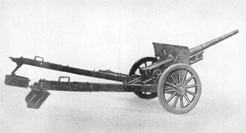 Japanese 105 mm Field Gun Type 14