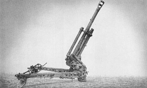 10.5 cm Geb. H. 40: Mountain Howitzer