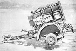 30 cm Nebelwerfer 42: Rocket Projector