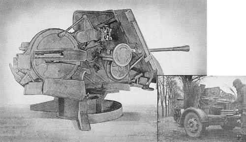 3.7 cm Flak 43: Antiaircraft Gun