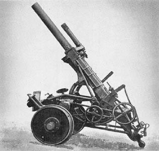 10 cm Nebelwerfer 40: Smoke Mortar