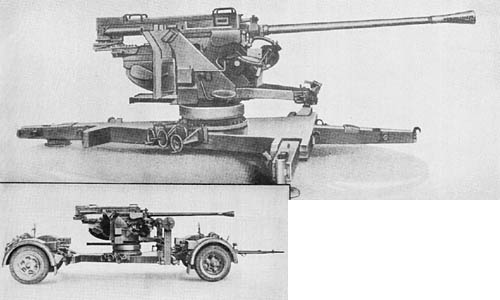5 cm Flak 41: Antiaircraft Gun