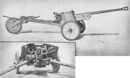 5 cm Pak 38: German Antitank Gun