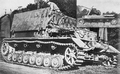 Pz. Kpfw. IV (3.7 cm Flak 43): Self-Propelled Antiaircraft Gun