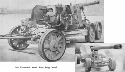 12.8 cm K. 44: Medium Field Gun