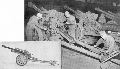 10.5 cm le.F.H. 18/40: Light Field Howitzer