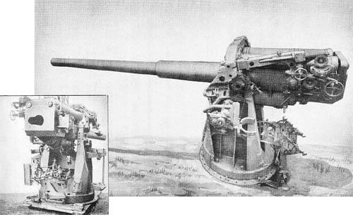 Japanese 120mm 45 Caliber 11 Year Type Gun