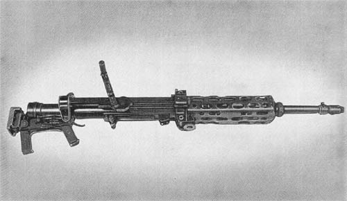 20 mm Aircraft Automatic Cannon, Model 99 Mk 1 Flexible