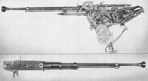 20 mm Aircraft Machine Gun (Modified Model 97 Antitank Gun)