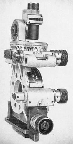 Aushilfsrichtmittel 38: Auxiliary Quadrant Sight 38