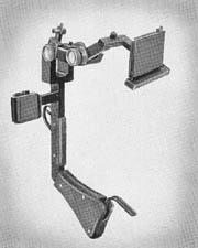 Deckungszielgerät für le. 34 u. 42 Dezetgerät: Undercover Aiming and Firing Apparatus
