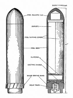 Gewehr Propaganda Granate: Propaganda Rifle Grenade