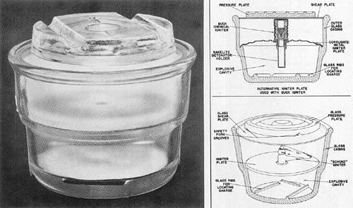 Glasmine 43 (f): Glass Mine (Antipersonnel)
