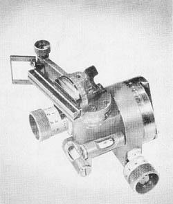 German Mortar Sight