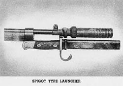 Spigot Type Grenade Launcher